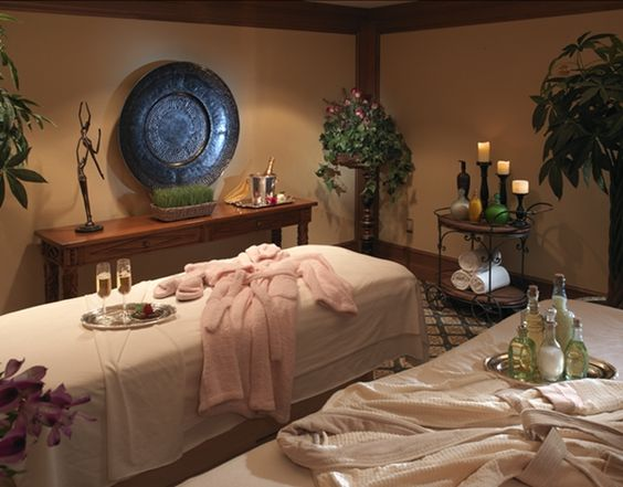 couples massage mini-moon ideas
