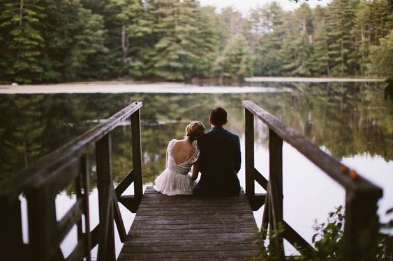 summer camp wedding inspiration venue