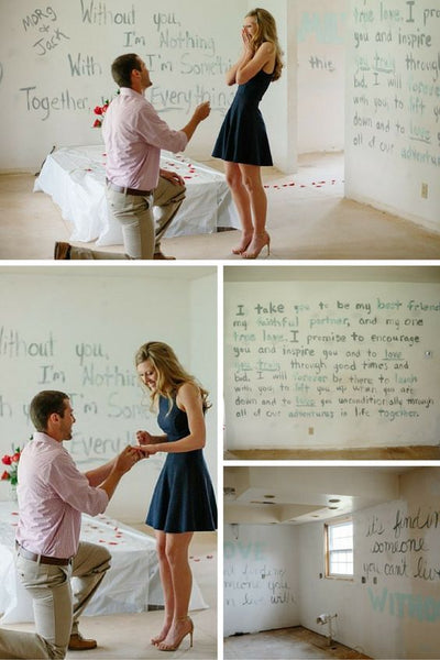 proposal ideas painting