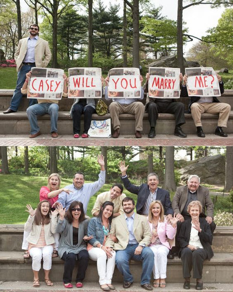 proposal ideas family