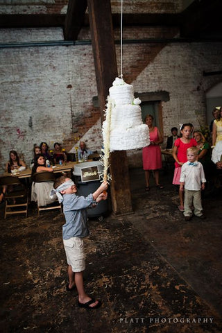 kid friendly wedding pinata