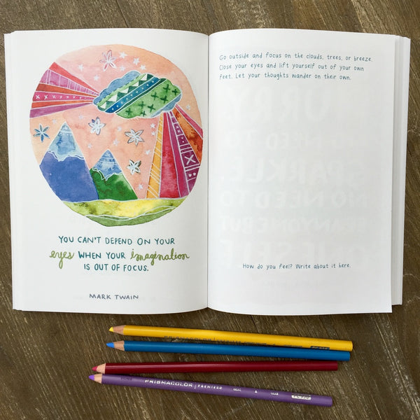 meera lee patel start where you are journal