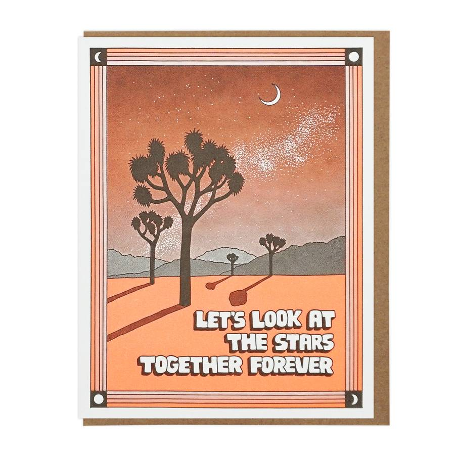 Look at Stars Forever Card