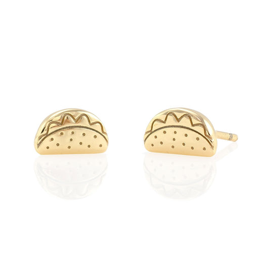 Taco Stud Earrings