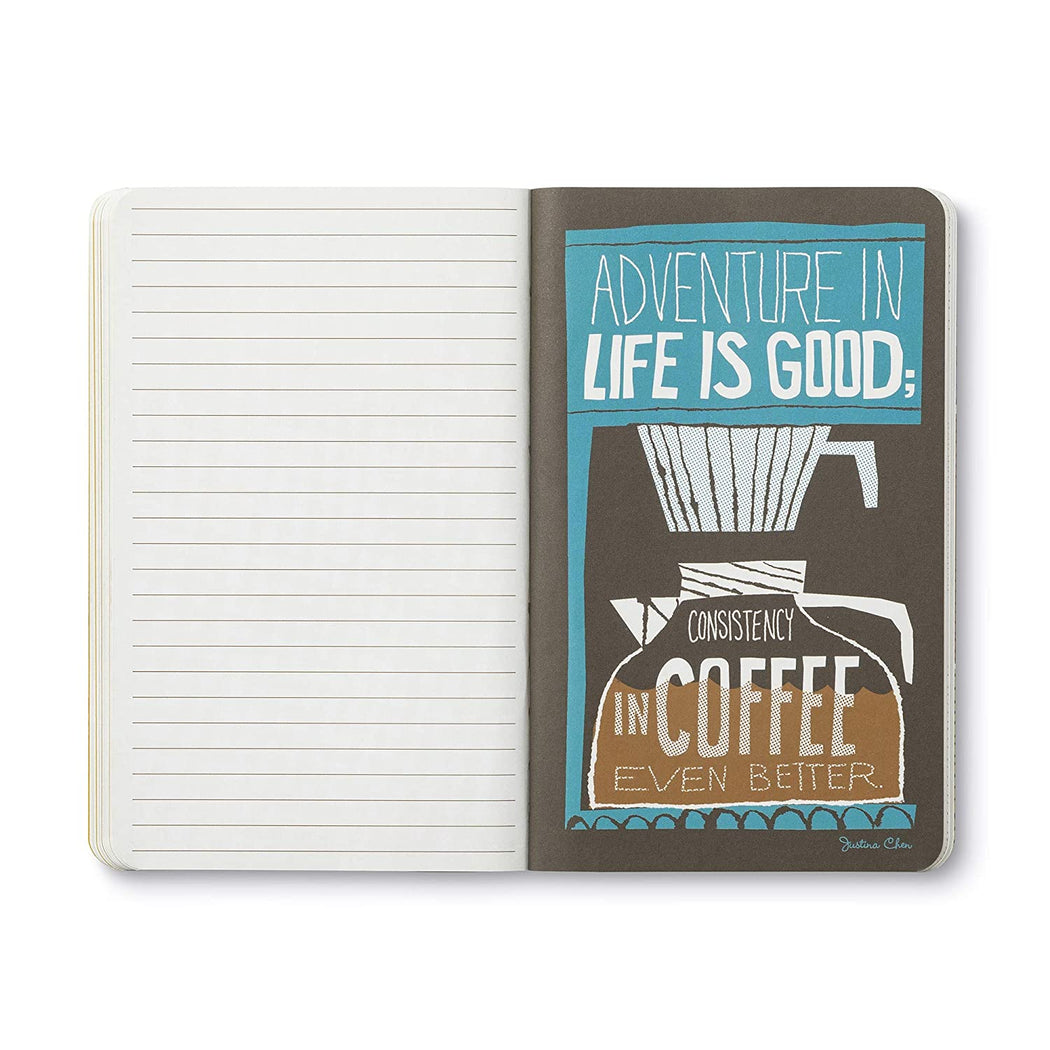 I Must Have Coffee Journal