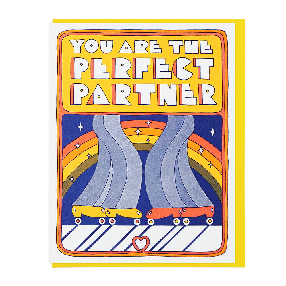 You Are The Perfect Partner Card