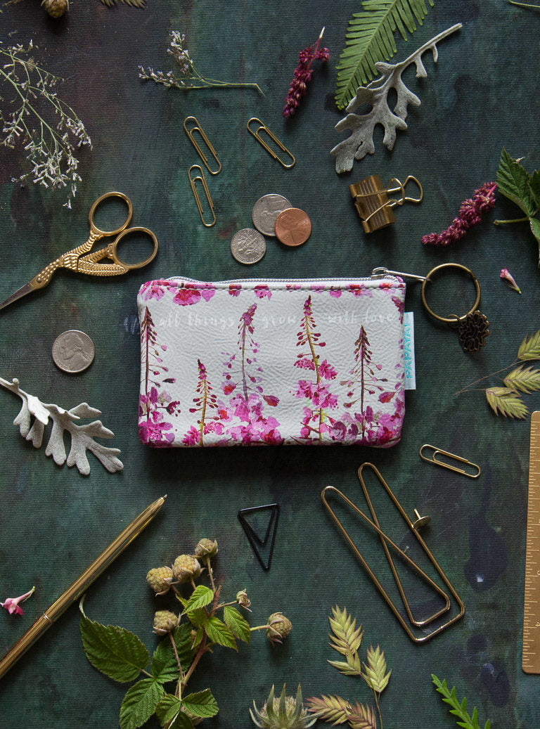 Blooms Coin Purse