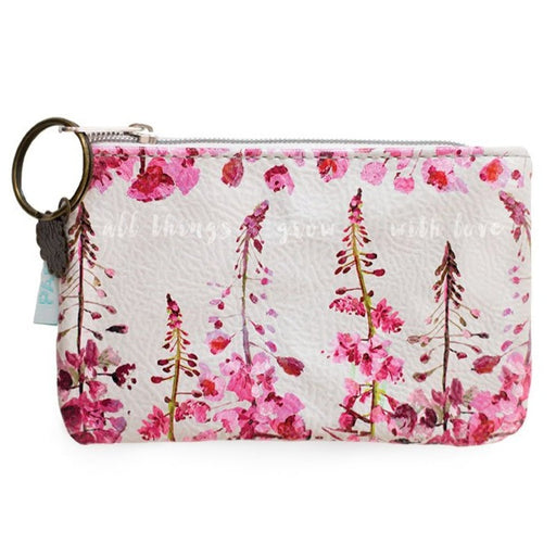 Blooms Coin Purse - all things grow with love