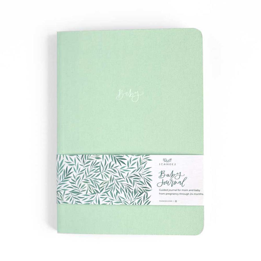 New Baby Guided Journal
