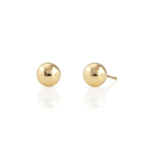 Ball Stud Earrings