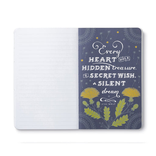 Expect the Most Wonderful Things Journal