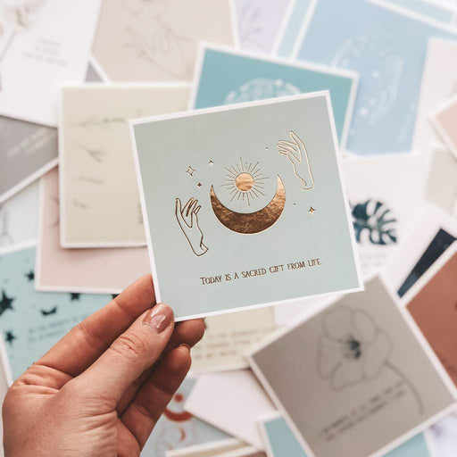 Be You Affirmation Card Deck