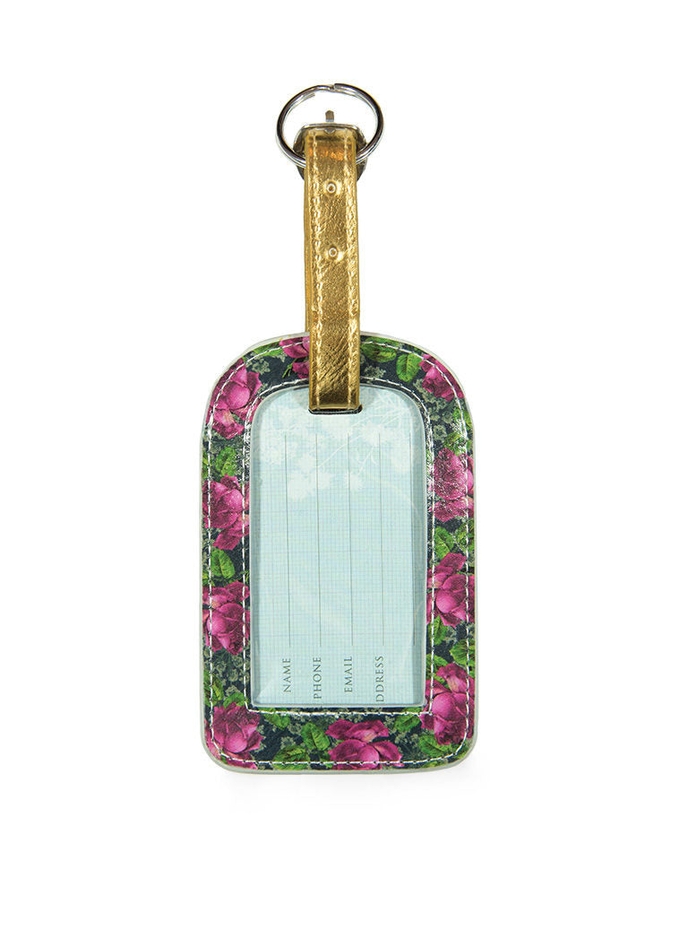 Wonderful World Luggage Tag