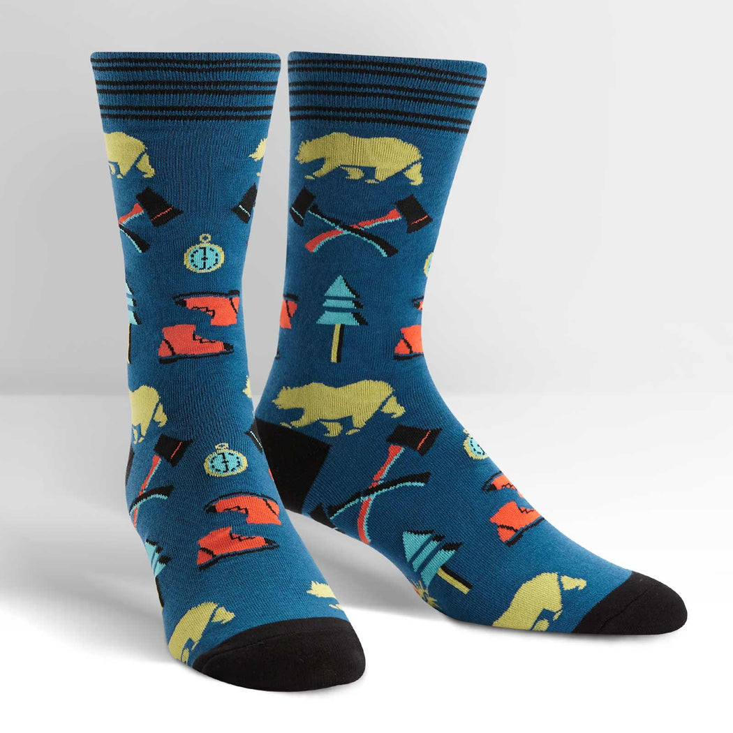 Trail Life Men's Crew Socks