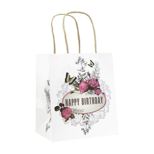 Happy Birthday Mini Gift Bag