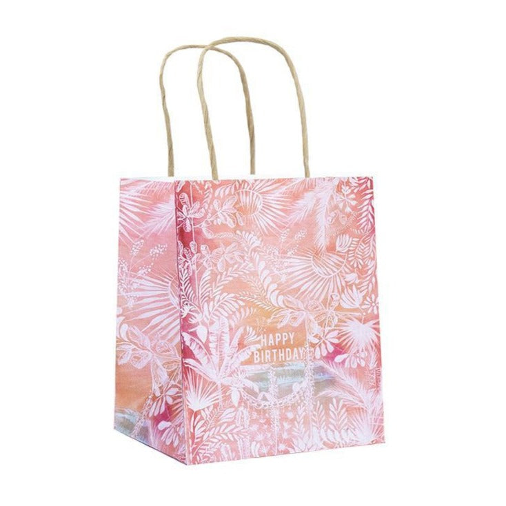 Happy Birthday Jungle Magic Mini Gift Bag