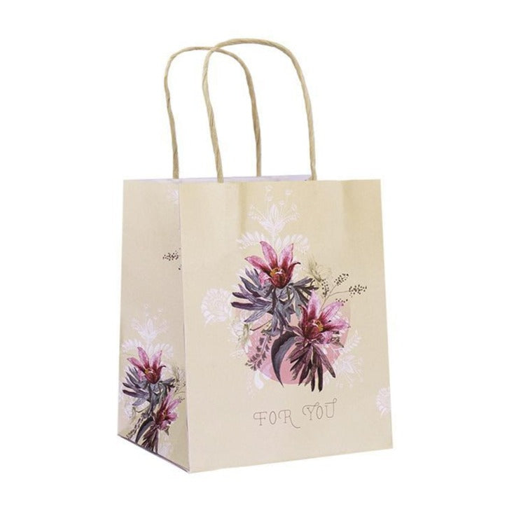 Blossoms For You Mini Gift Bag