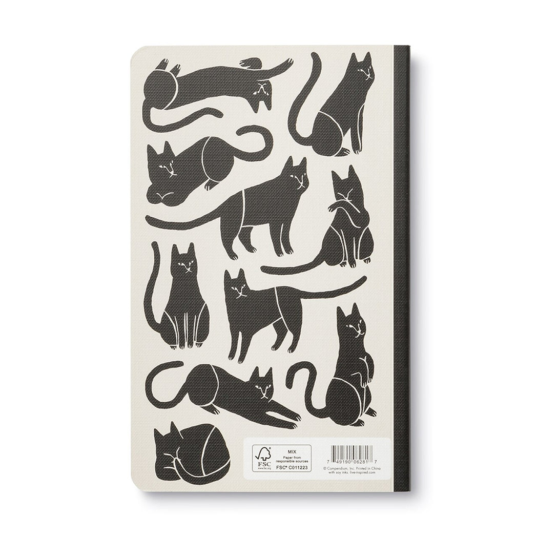 There Are No Ordinary Cats Journal