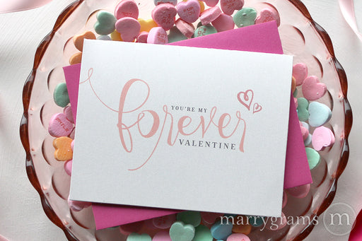 Valentines Card | You're My Forever Valentine