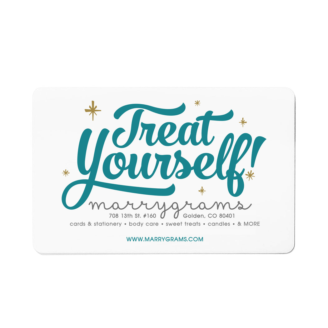 Marrygrams Gift Card