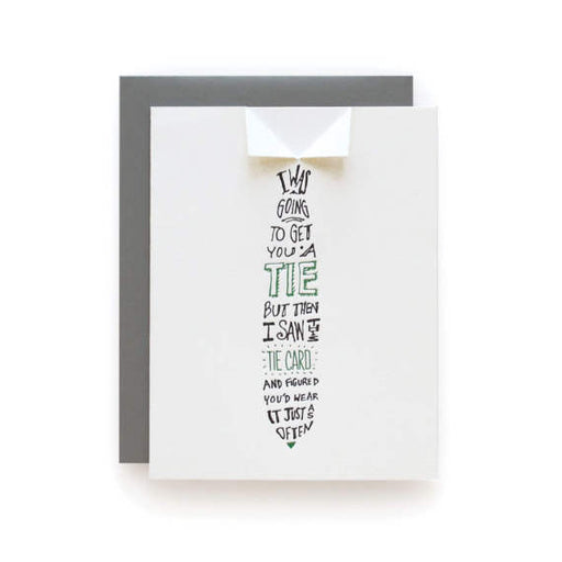 Tie Father's Day Card