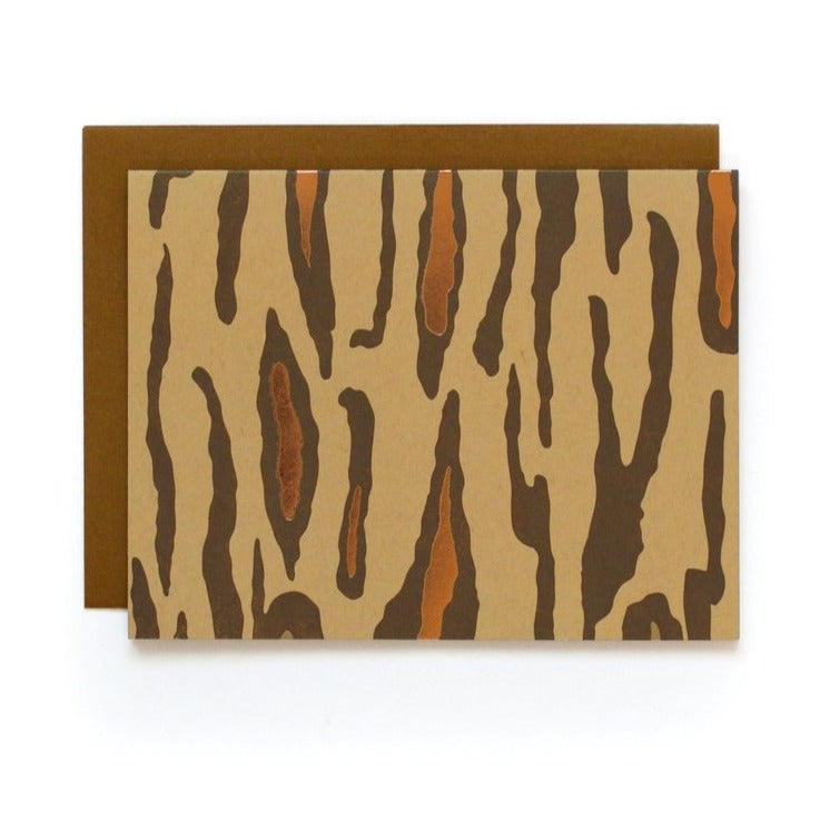 Tiger Stripes Boxed Set of Cards