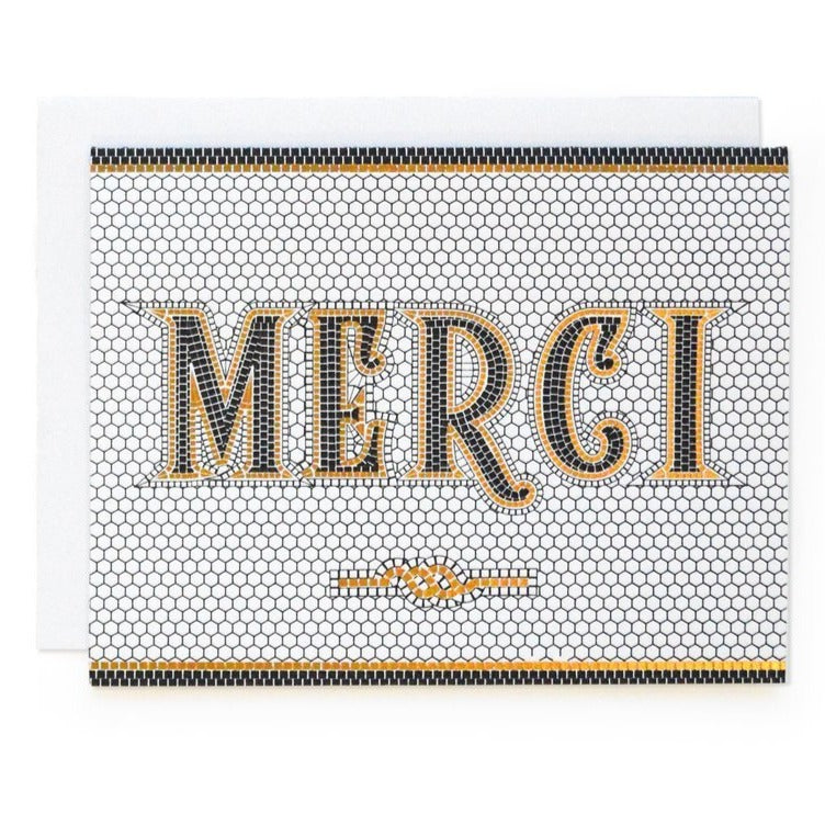 Merci Tile Card