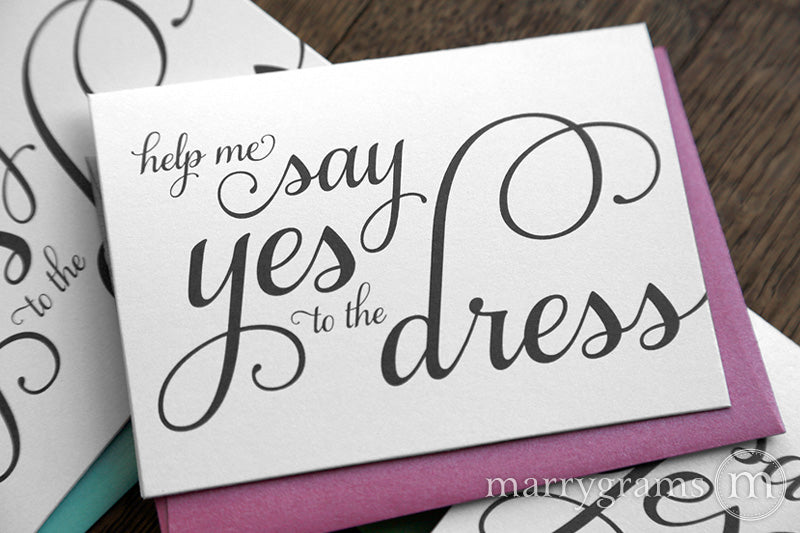 say yes to the dress card