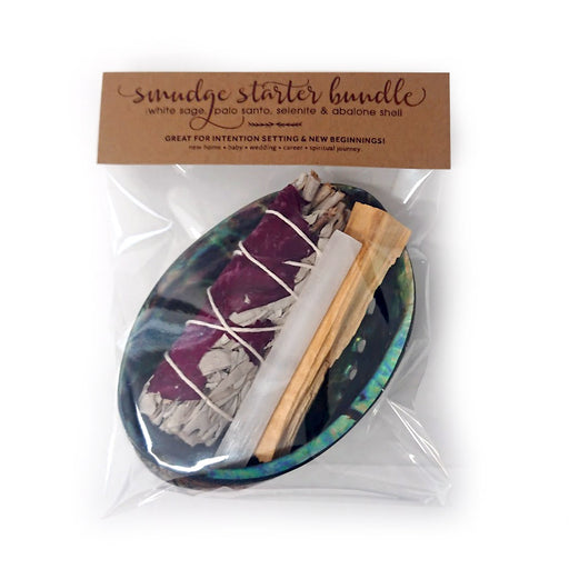 Smudge Starter Bundle