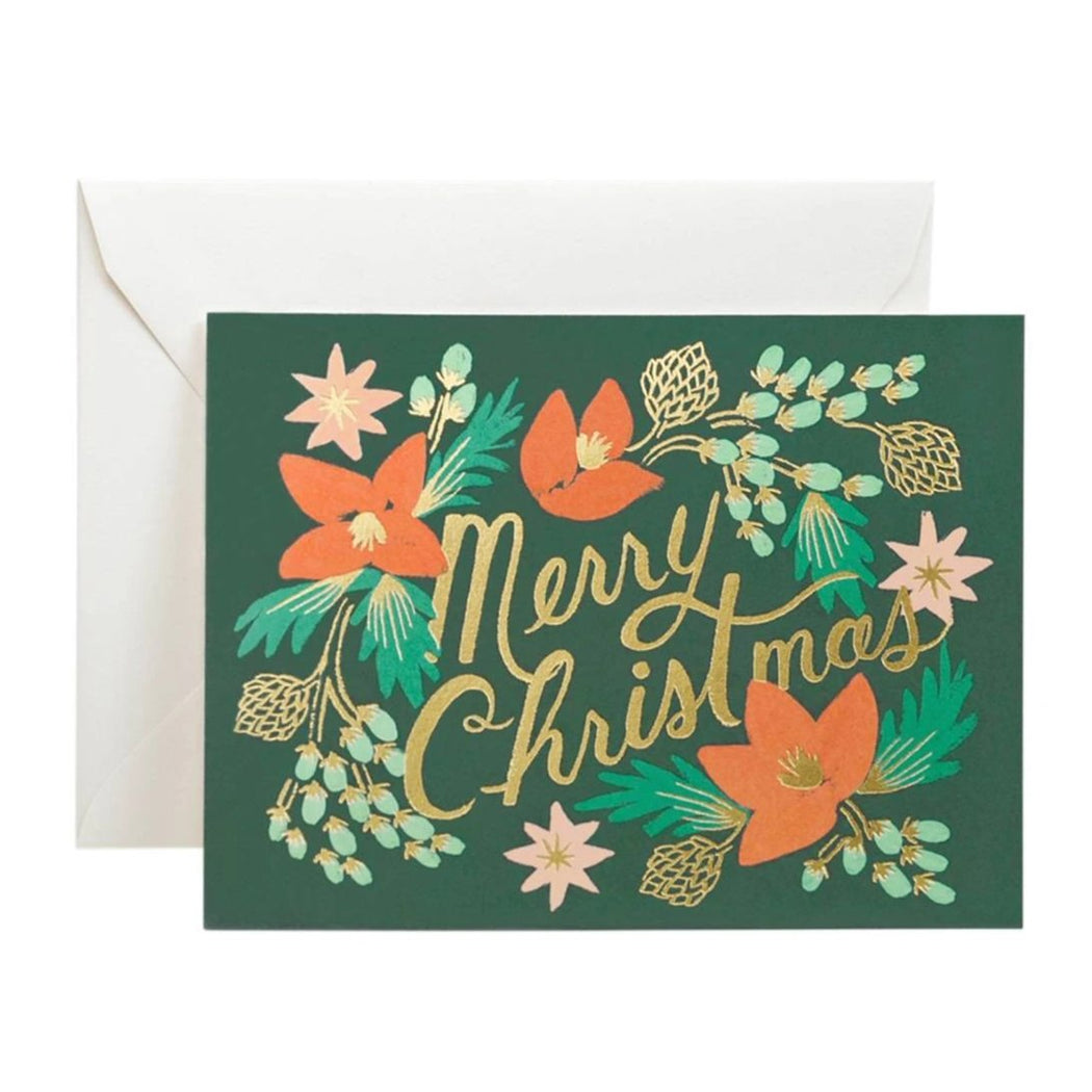 Merry Christmas Boxed Card Set