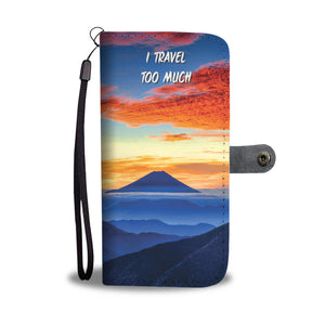 Travel Wallet Phone Case