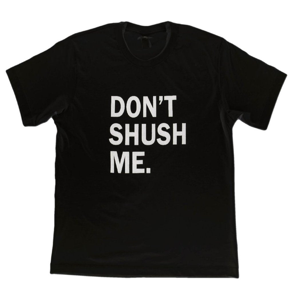Short Sleeve Unisex T-Shirt - Black