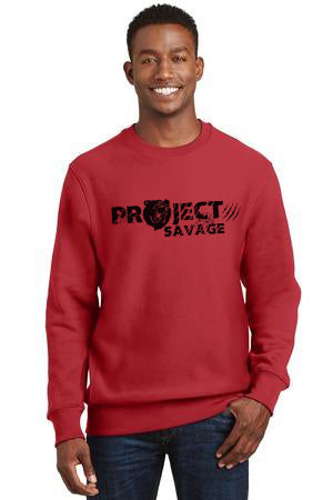 Sport-Tek® Super Heavyweight Crewneck Sweatshirt