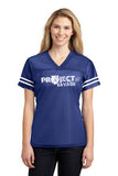 LST307 Ladies PosiCharge® Replica Jersey