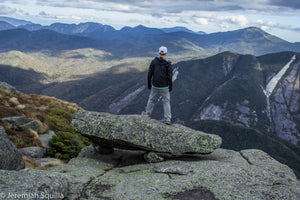 Hiking in the Adirondack Mountains New York
