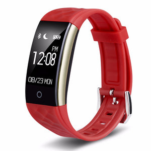 Smart Band Fitness Tracker- Pulse- Pedometer- Heart Rate Monitor - Trekmor