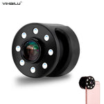 Universal Smartphone 0.65X Wide Angle Lens 8 LED Rechargeable Beauty Flash - Trekmor