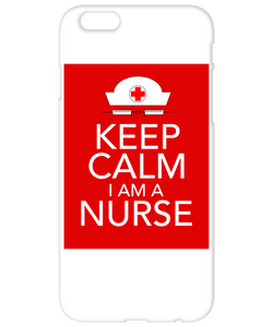Keep Calm I am a Nurse - Trekmor