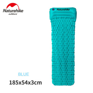 Ultralight Sleeping Pad Mattress for Mummy Sleeping Bag - Trekmor