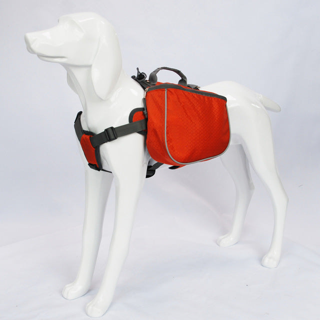 Waterproof Backpack Outdoor For Medium to Large Dog - Trekmor
