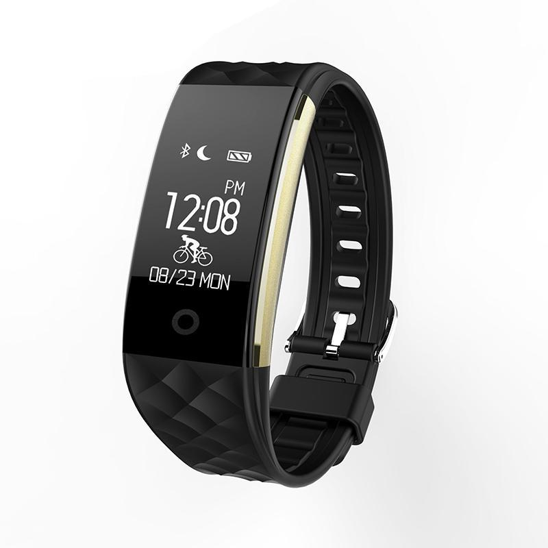 Bluetooth Heart Rate Monitor Smart Watch Android & IOS - Trekmor