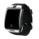Smartwatch with Touch Screen, Camera, Bluetooth for Android/ IOS - Trekmor