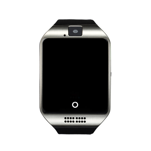 SmartWatch with Touch Screen Camera TF card Bluetooth Smartwatch for Android IOS - Trekmor