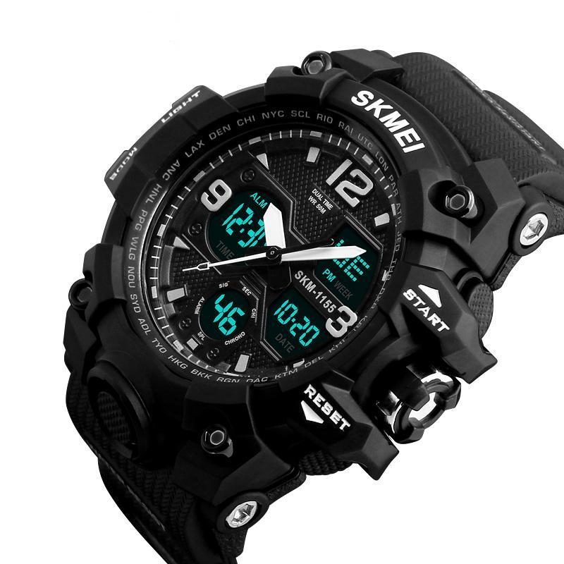 Dual Display Rugged Watch - Trekmor