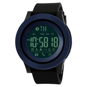 Men's Smart Watch Bluetooth, Pedometer - Trekmor