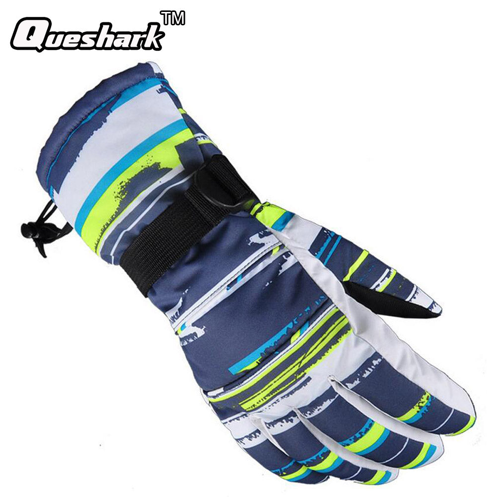 Men's Ski Gloves Snowboard Gloves - Trekmor
