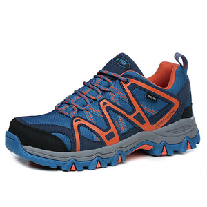 Mens Hiking shoes Waterproof Breathable - Trekmor