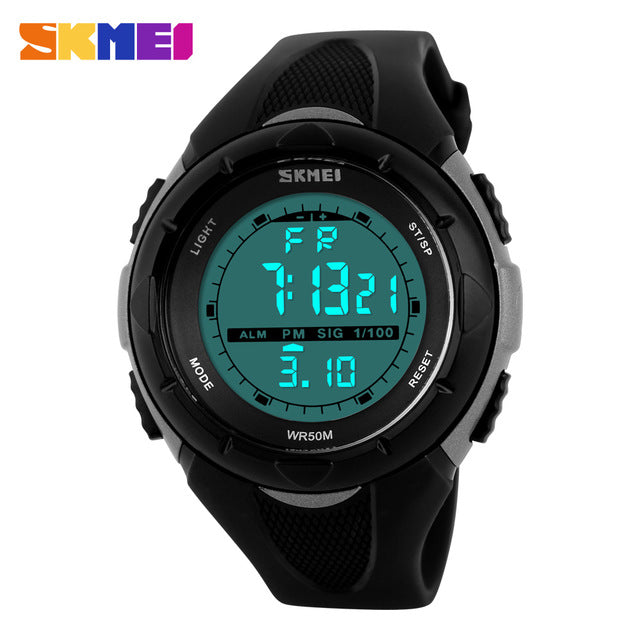 Outdoor Sports Watches Waterproof - Trekmor