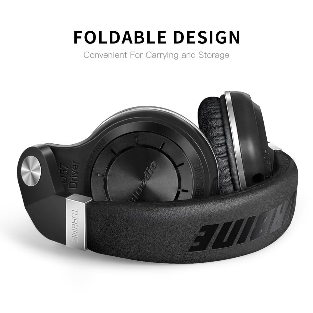 Bluetooth DJ headphones - Trekmor
