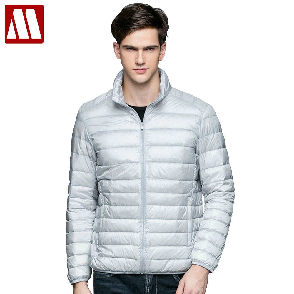 Men's Ultra Light Down Jackets - Trekmor